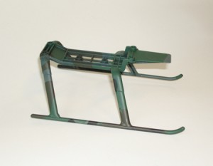 45012 MD500 undercarriage green