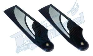 BW5110S TAIL BLADE SAB BW5110S Silver