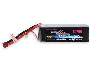 GP5650CP4S 14.8V 5650mAh CarPower 35C