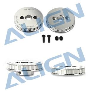 H80B028XX 20T Yaw mount belt pulley assembly
