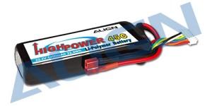 HBP14501 6S1P 22.2V/1450mAh/45C