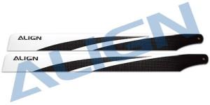 HD380A 380 Carbon Fiber Blades