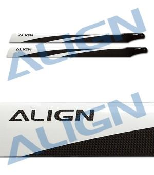 HD780A 780 Carbon Fiber Blades