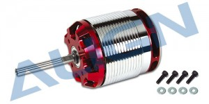 HML85M03 850MX Brushless Motor(490KV) HML85M03