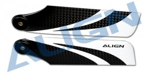 HQ1150B 115 Carbon Fiber Tail Blade