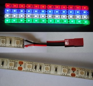 Super Bright LED Strip RED