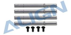 M424 Aluminum Rotational Shaft M424007XX