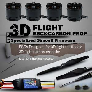 Multicopter 3D KIT MT3DSET