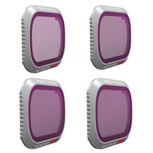 PGYTECH Filter for MAVIC 2 PRO - ND/PL SET (Professional) (ND8/PL - ND16/PL - ND32/PL - ND64/PL)