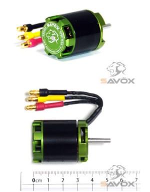 SAXBSM-2940-3500 Brushless motor (BSM) 3500KV