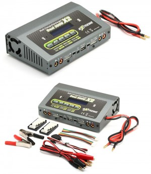 SK-100016-01 SKYRC EXTREME Dual 200W DC Multy C/Discharger