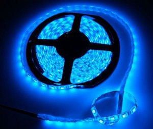 Waterproof Blue LED Light Strip N.1 Metro BIZ-LED489