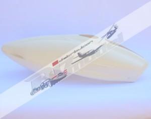 4100 Standard canopy white