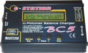 e-STATION BC5 Charge current: 5.0A ECHBC5