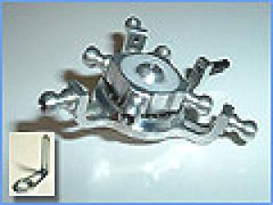 MH-3012SR4 120CCPM Low Profile Swashplate SR4