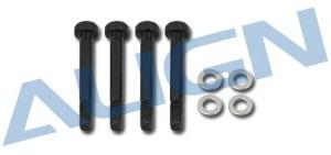 H50187 M2.5 socket collar screw