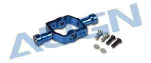 H60164-84 New Metal Flybar Seesaw Holder-Blue