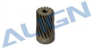 H60176 Motor Pinion Gear 16T