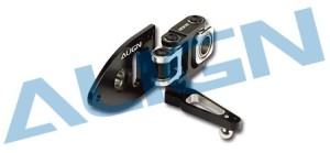 H60250 600ESP Metal Tail Pitch Assembly/Black