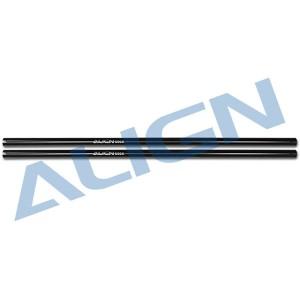 H65T008XX 650X Aluminum Tail Boom