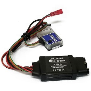 HEBB6M01 Align 2 in 1 B6 Voltage Regulator