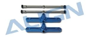 HN6001-84 Metal Flybar Control Arm/Blue