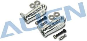 HN7004QF Metal Main Rotor Holder/Silver