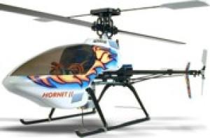 Hornet II micro Heli 3D