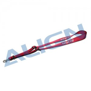 HOS00011 Radio Strap - Cherry Red