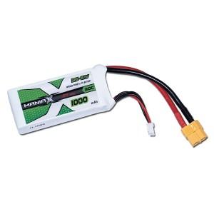 ManiaX Power LiPo 3S 1000mAh 11.1V serie ECO 30C