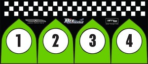 START PADS FOR RACING CLASS 75X170CM