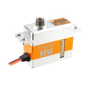 SAVOX SV-1261MG Mini Digital High Voltage Aluminum Case 0.095/20kg 7.4V