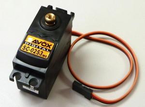 SAVOX SC-0253MG digital servo, metal gear, SAX115