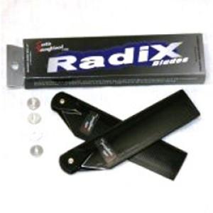 YB-92 Radix 92mm Tail Blades 600Class