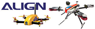 Align Multicopters